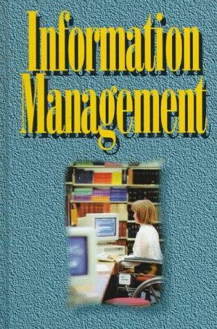Information Management (Career Skills Library): Mackall, Joe