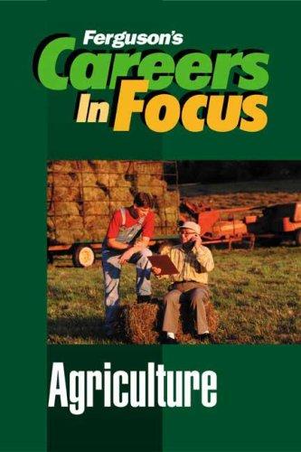 9780894343285: Agriculture (Careers in Focus)