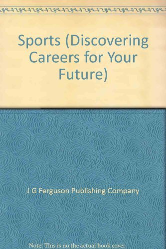 9780894343629: Sports (Discovering Careers for Your Future)