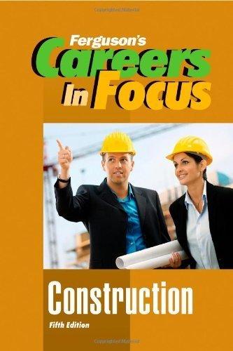9780894344060: Construction (Careers in Focus)
