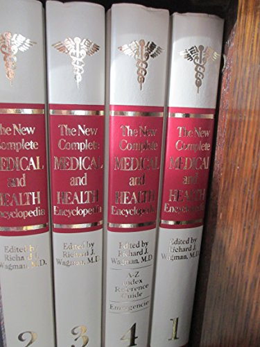 9780894344442: The New Complete Medical and Health Encyclopedia