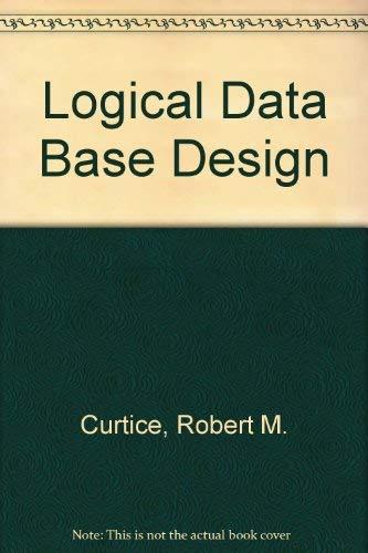 Logical Data Base Design: Paul E. Jones,