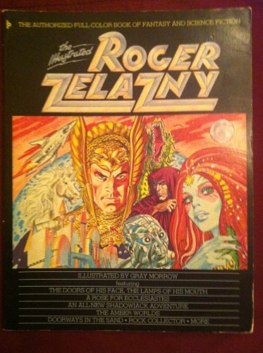 The Authorized Illustrated Book of Roger Zelazny