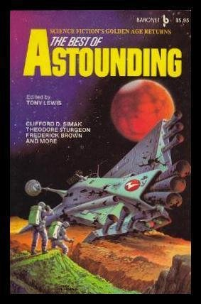 "Best of ""Astounding"": Clifford D. Simak;"