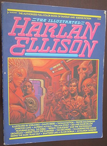 The Illustrated Harlan Ellison: Ellison, Harlan