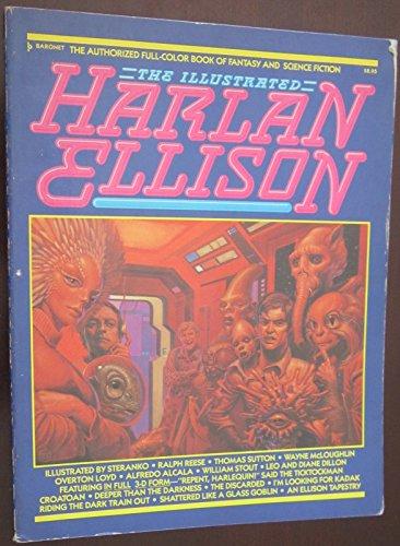 9780894370380: Illustrated Harlan Ellison