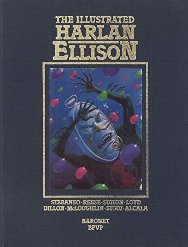 9780894370397: Illustrated Harlan Ellison (Autographed Edition) (Science Fiction Anthology)