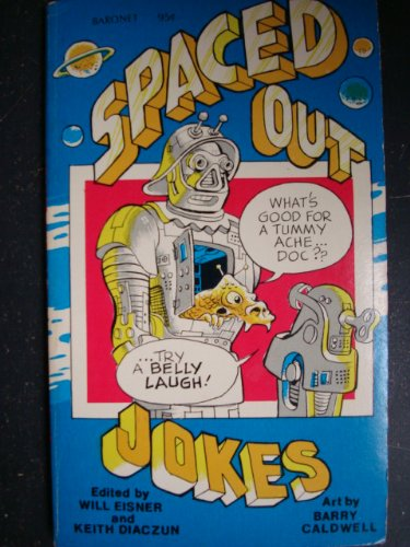 Spaced Out Jokes: Will Eisner and