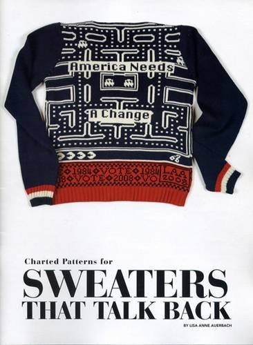 9780894390326: Charted Patterns for Sweaters That Talk Back