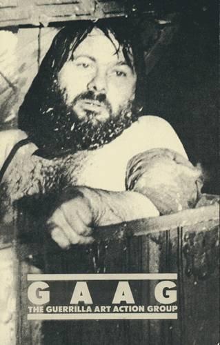 9780894390593: GAAG: The Guerrilla Art Action Group, 1969-1976: A Selection