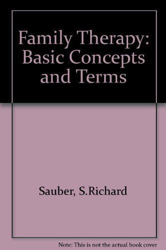 9780894435560: Family Therapy: Basic Concepts and Terms