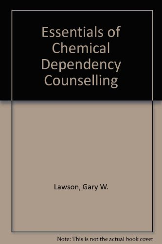 9780894435836: Essentials of Chemical Dependency Counselling