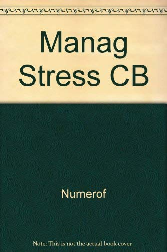 9780894439391: Manag Stress CB