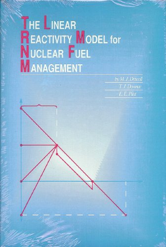 9780894480355: The Linear Reactivity Model for Nuclear Fuel Management