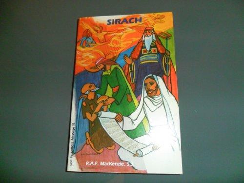 9780894532535: Sirach (Old Testament Message) - AbeBooks