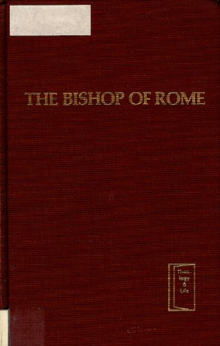 9780894532986: The Bishop of Rome
