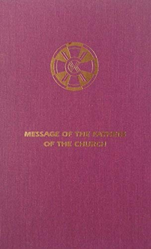 9780894533501: Gospel and Its Proclamation (Message of the Fathers of the Church)
