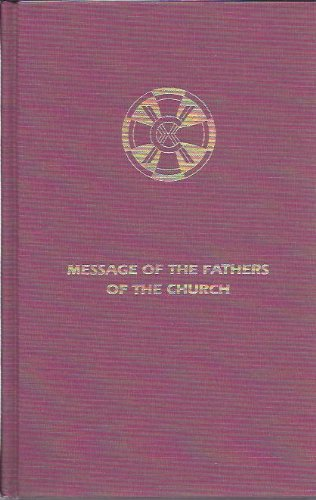 9780894533570: Divine Providence and Human Suffering (Message of the Fathers of the Church)