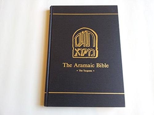 9780894534805: The Isaiah Targum: Introduction, Translation, Apparatus and Notes (Aramaic Bible)