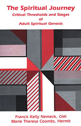 9780894535468: The Spiritual Journey: Critical Thresholds and Stages of Adult Spiritual Genesis