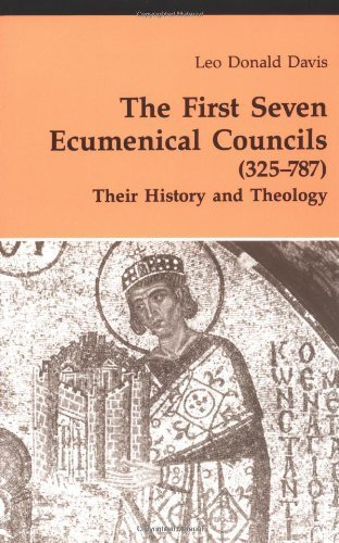 9780894536168: The First Seven Ecumenical Councils: (325-787) Their History and Theology