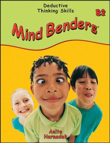 Mind Benders Grades 7-12 Book B-2: Deductive: Anita Harnadek