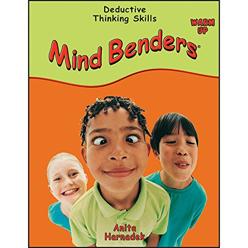 9780894550386: THE CRITICAL THINKING CO. MIND BENDERS WARM UP GR K-2 (Set of 3)