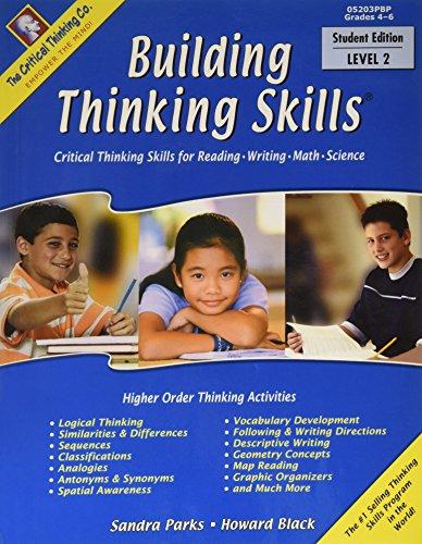 9780894552526: Building Thinking Skills, Book 2: Student Edition