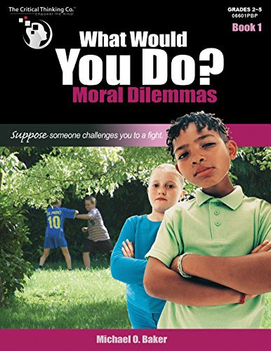 9780894553486: What Would You Do?, Book 1