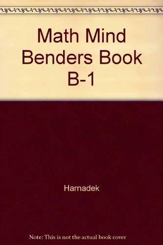 Math Mind Benders Book B-1: Harnadek