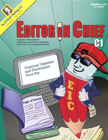 Editor in Chief C1: Cheryl Block, Linda