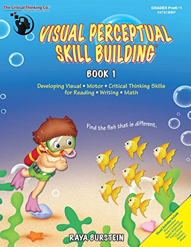 9780894557002: Visual Perceptual Skill Building, Book 1