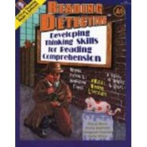 9780894557569: Reading Detective: Developing Thinking Skills for Reading Comprehension A1 (1501 / RL 4+ / 4-6)