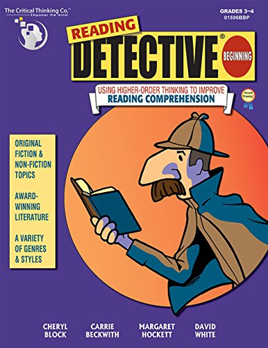 Reading Detective� Beginning: Cheryl Block, Carrie