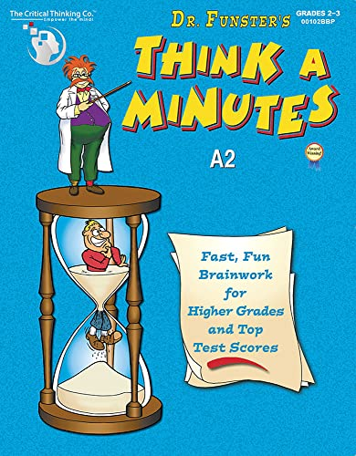 9780894558078: Dr. Funster's Think A Minutes, Level A, Book 2, Grades 2-3