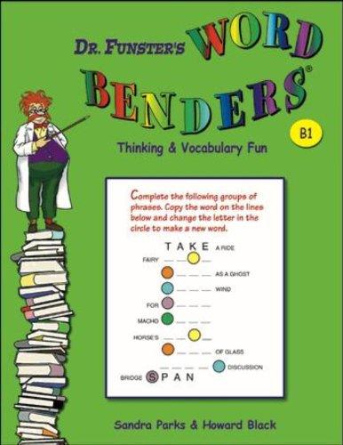 Word Benders B1: Howard Black