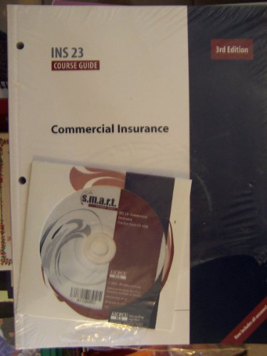 Commerical Insurance, INS 23 Course Guide: AICPCU