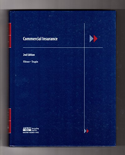 9780894633294: Commercial Insurance / Second Edition