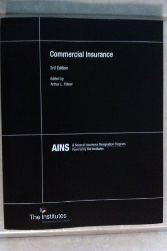 9780894635021: Commercial Insurance