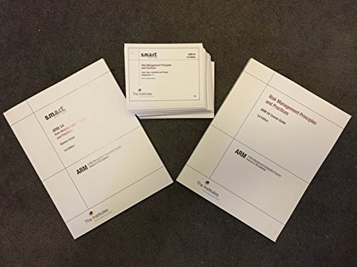 9780894636158: ARM 54 SMART Study Aids (Review Notes, Course Guide, and Flash Cards)