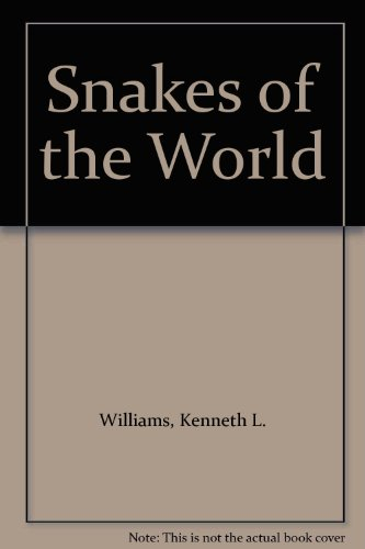 9780894643026: Snakes of the World