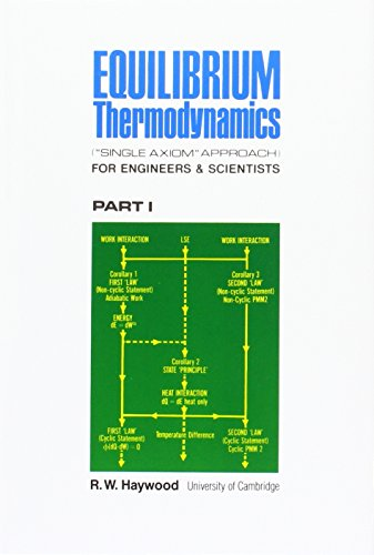 "Equilibrium Thermodynamics (""Single-Axiom"" Approach)  for Engineers and Scientists/..."
