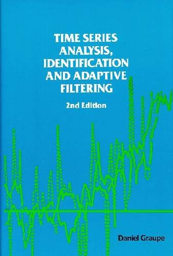 9780894643156: Time Series Analysis, Identification and Adaptive Filtering