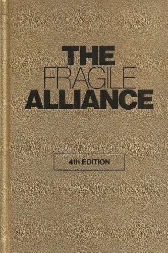 9780894643750: The Fragile Alliance: An Orientation to the Psychiatric Treatment of the Adolescent