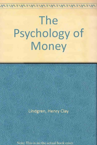 9780894643996: The Psychology of Money