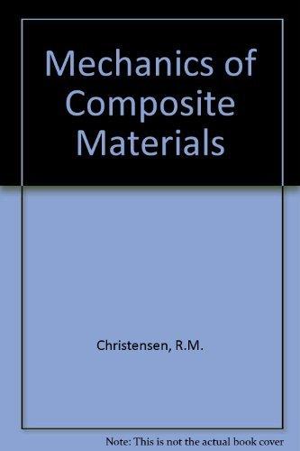 9780894645013: Mechanics of Composite Materials