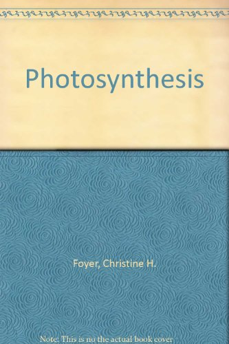 9780894645068: Photosynthesis