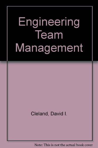 9780894645150: Engineering Team Management