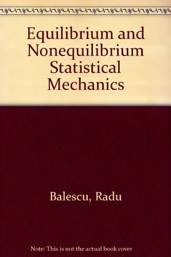 9780894645242: Equilibrium and Nonequilibrium Statistical Mechanics