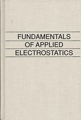 9780894645358: Fundamentals of Applied Electrostatics